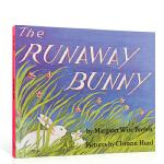英文原版书 美国百本绘本 The Runaway Bunny 逃家小兔 母子情深 廖彩杏书单推荐 母亲节庆绘本 阅读启