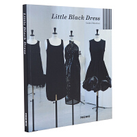 THE LITTLE BLACK DRESS黑色小礼服 礼服设计 时尚女装 宴会服装 服饰设计书籍