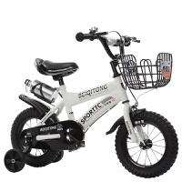 儿童自行车2-3-5-8岁男孩女孩小孩童车宝宝单车