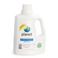 美国planet洗衣液宝宝洗衣液成人衣物洗衣剂2.96L天然多效洗衣液