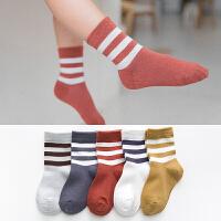 男童女童短筒袜1-3-5-7岁儿童棉袜子宝宝袜子秋韩版百搭经典袜