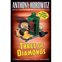 【预订】Three of Diamonds Y9780142402986