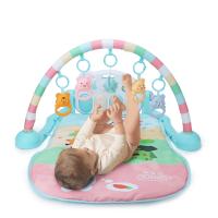 脚踏钢琴婴儿健身架器宝宝音乐玩具0-1岁3-6-12个月