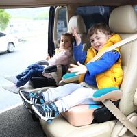 儿童座椅通用简易便携汽车宝宝坐垫增高垫3-12周岁