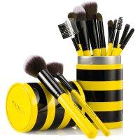 【春季新品】 10件套化妆刷套装工具套刷美妆刷子全套眼影刷散粉刷粉底刷腮红刷