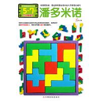 潘多米诺:多元智能益智积木游戏(5-7岁)空间感知力
