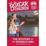 【预订】The Mystery of the Screech Owl