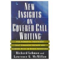 【预订】New Insights On Covered Call Writing: The