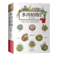 【正版直发】多肉植物图鉴 梁群健 9787534987120 河南科学技术出版社
