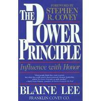 【预订】The Power Principle: Influence with Honor