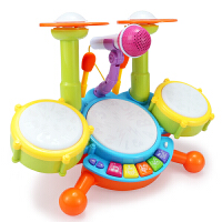 婴儿玩具一岁宝宝手拍鼓儿童音乐拍拍鼓可充电多功能女孩男孩智力