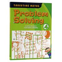 【中商原版】【新加坡数学教辅】Targeting Maths - Problem Solving 4 解决问题指导书4