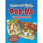 【预订】Horse and Stable Pop-Up Sticker Scenes