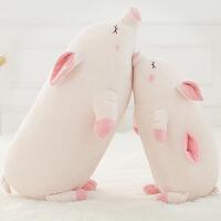 猪公仔毛绒玩具女生猪猪抱枕玩偶大布娃娃暖手捂送女友情人节礼物