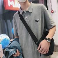 保罗短袖polo衫t恤男2018夏季简约潮牌学生打底衫港风时尚上衣男