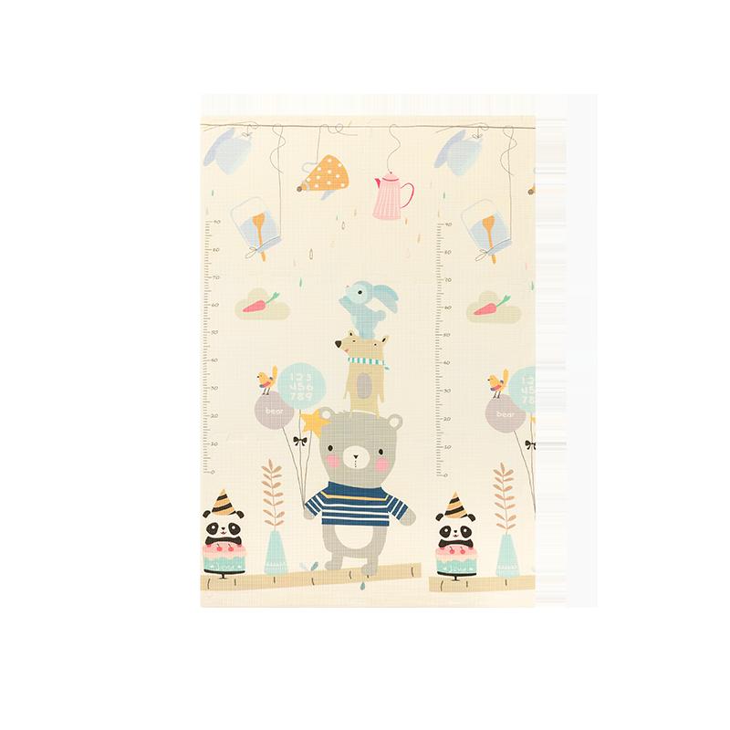 【网易严选 限时抢】儿童生日派对主题拼接爬行垫 自由拼接,xpe环保材质
