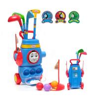 儿童高尔夫球杆套装玩具儿童户外玩具室内玩具球幼儿园玩具 高尔夫套装