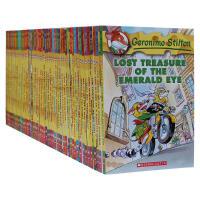 英文原版青少年小说 Geronimo Stilton 老鼠记者11-50册 7-12岁探险趣味科普认知百科故事彩图书