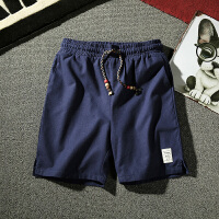 大童男童裤子夏季童装中裤儿童新款宽松中学生短裤