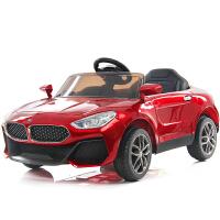 玩具车带摇摇摆可坐人 儿童电动车四轮男女宝宝遥控汽车婴幼儿小孩