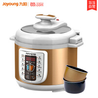 九阳(Joyoung) 九阳JYY-60YS27多功能自动电压力锅6L双胆智能预约