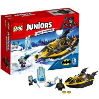 [当当自营]LEGO 乐高 Juniors小拼砌师系列 蝙蝠侠?对战急冻人? 积木拼插儿童益智玩具10737