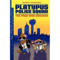 【预订】Platypus Police Squad: The Frog Who Croaked
