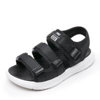 男童凉鞋夏季新款中大童小童小孩宝宝女童男孩儿童沙滩鞋
