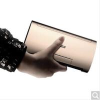 坚果(JmGO)M6 便携 投影仪 投影机(200流明 内置HIFI音响 手机/微型投影 适用于安卓/苹果同屏 移动电