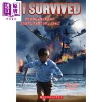 【中商原版】学乐我是生存者:1941年轰炸珍珠港 I SURVIVED 儿童科普文学 章节书 桥梁书 7~12岁 英文原
