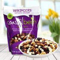 美国进口WildRoots混合坚果水果干737g含酸奶豆 腰果扁桃仁 蔓越莓 蓝莓 进口坚果休闲零食
