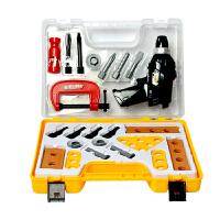 儿童工具箱玩具 男孩仿真维修工具电钻玩具套装宝宝过家家玩具