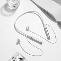 【满50减15】MINISO名创优品无线运动蓝牙耳机跑步入耳式双耳耳塞颈挂脖式耳挂