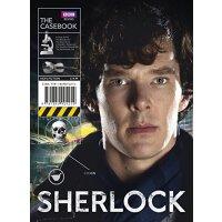 神探夏洛克英文版官方指南【现货】英文原版Sherlock: The Casebook,福尔摩斯:案例汇编 神探夏洛克英文版官方指南