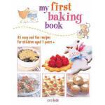【预订】My First Baking Book: 35 Easy and Fun Recipes for