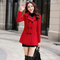 中年妇女装妈妈装秋冬天外套30-40-50岁韩版外衣服女士短款褂子35