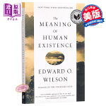 【中商原版】人的存在的意义 英文原版 The Meaning of Human Existence 哲学
