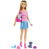 [当当自营]芭比(Barbie)之宠物集合组2DJR56