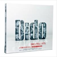蒂朵 Dido:巨星金曲精选 Greatest Hits 正版品质 经典珍藏版 车载CD
