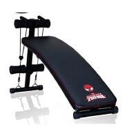 家用健身器材收腹器多功能哑铃凳 仰卧板仰卧起坐健腹板