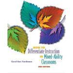 【预订】How to Differentiate Instruction in Mixed-Ability