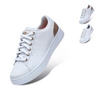 Skechers/斯凯奇女士绑带运动鞋 拼接小白鞋女鞋板鞋休闲鞋 12870