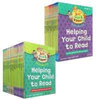 牛津阅读树1-3阶+4-6阶 英文原版牛津树绘本Oxford Reading Tree分级读物 英语自然拼读 58册 3-12岁 牛津树1-6阶 组合装58本