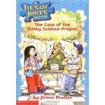 英文原版Jigsaw Jones Mysteries 09:The Case of the Stinky Scienc