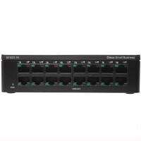 思科(Cisco)SF90D-16 桌面式16口百兆非网管交换机