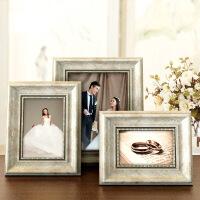 欧式相框摆台创意婚纱书房照片儿童组合摆台