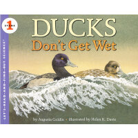 Ducks Don't Get Wet (Let's Read and Find Out) 自然科学启蒙1:野鸭的羽毛