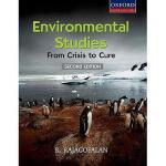 【预订】Environmental Studies: From Crisis to Cure