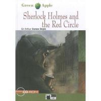 【预订】Sherlock Holmes and the Red Circle [With CDROM]