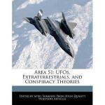 【预订】Area 51: UFOs, Extraterrestrials, and Conspiracy